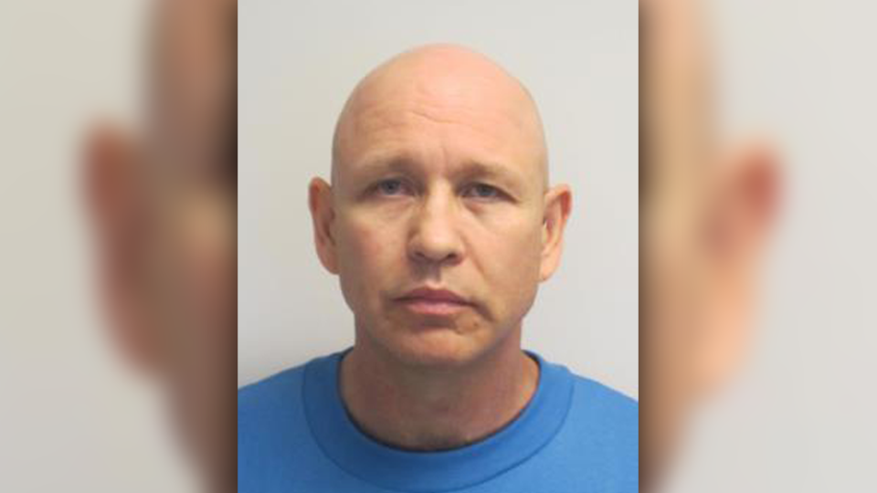 Police issued an arrest warrant after Robert Dezwaan, 53, escaped from the prison on April 14, 2017. (Handout)