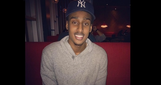 The body of Samatar Farah was located in a parking lot in Scarborough's Chester Le neighbourhood on Saturday morning. (Facebook)
