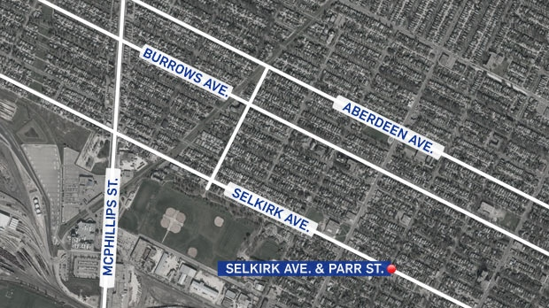 Man grabs boy on North End street: police