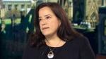Minister Jody Wilson-Raybould speaks on marijuana legalization on CTV's Question Period. (CTV)