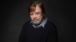In this Jan. 23, 2017 file photo, actor Mark Hamill poses for a portrait during the Sundance Film Festival in Park City, Utah. (Photo by Taylor Jewell/Invision/AP, File)