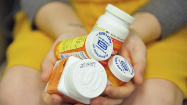 Companies work to create less addictive drugs