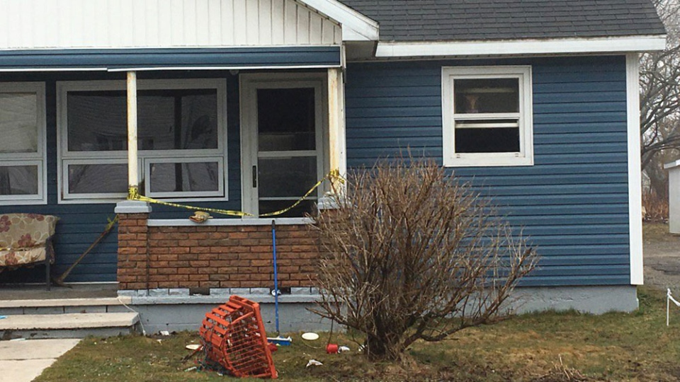 Cape Breton Regional Police are investigating a house fire that claimed the life of a 54-year-old man in Glace Bay, N.S.