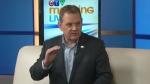 Richmond Graham, CEO of the Regina International Airport, joins CTV Morning Live Regina.