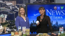 Registered dietician nutritionist Susan Macfarlane shares vegan recipes for plant-based sources of protein.