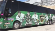 London Knights bus