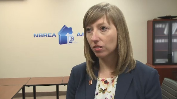 Kari McBride of the New Brunswick Real Estate Association says Premier Brian Gallant isn't going far enough to address all property tax issues.
