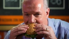 John Horgan Burger