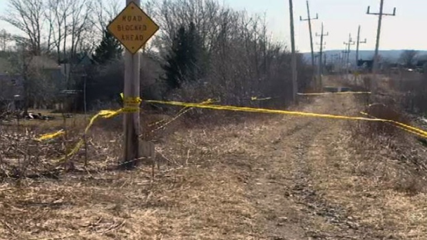 Man arrested after female's body found inside Nova Scotia home