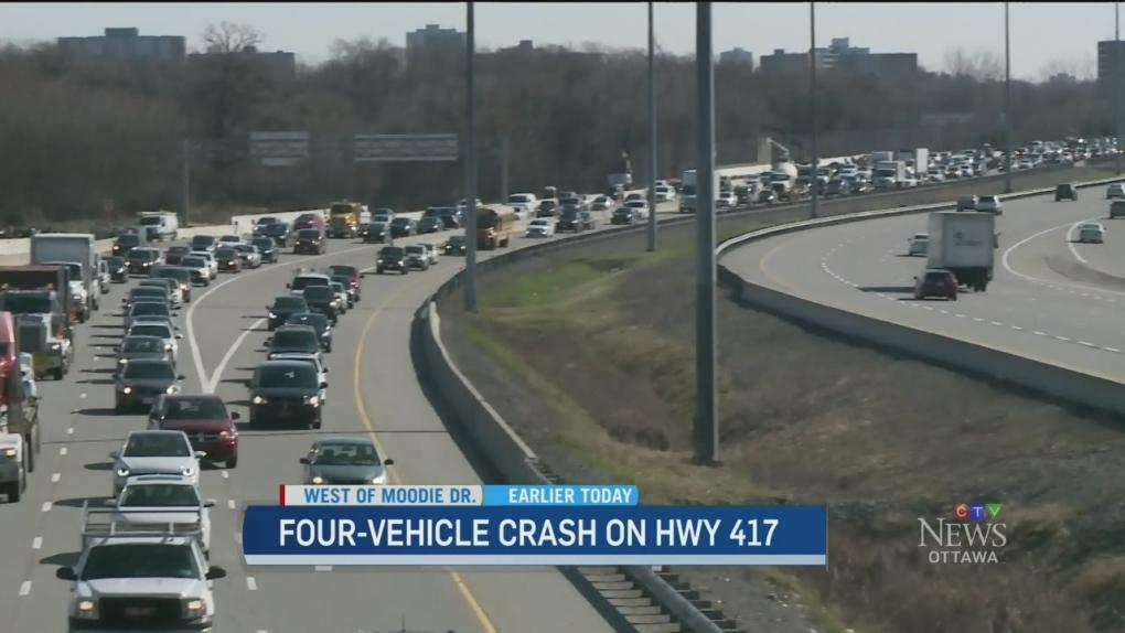 CTV Ottawa: Hwy 17 closed west of Arnprior | CTV News Ottawa