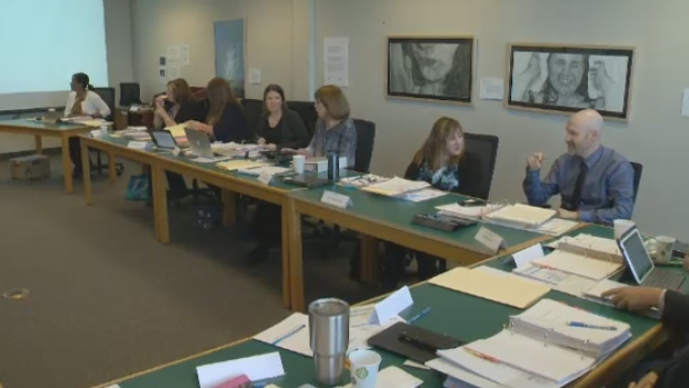This 14-person committee tasked with improving Nova Scotia classrooms will soon present an interim report to the provincial government.