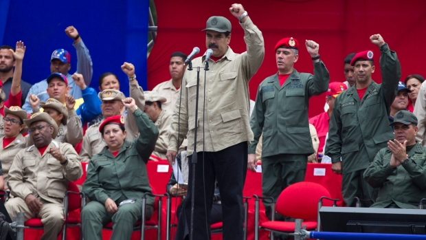 Venezuelans gear up for major march against Maduro