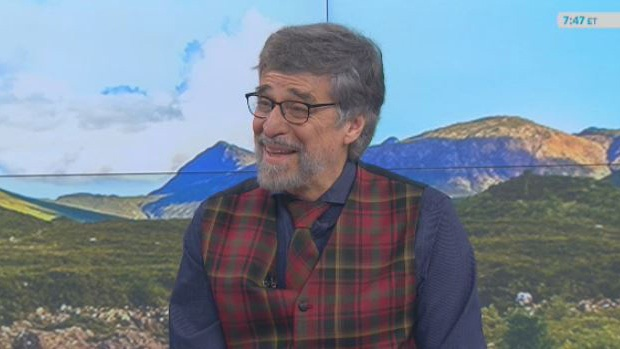 Author Ken McGoogan speaks to CTV's Your Morning about Scotland becoming Canada's 11th province.
