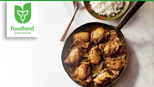 Foodland Ontario - Chicken Adobo