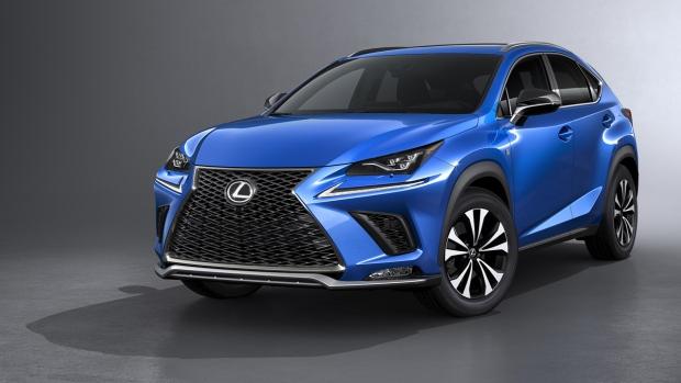 2017 Lexus NX crossover