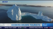 CTV News Channel: N.L. iceberg draws tourists