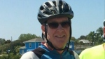 CTV Atlantic: Injured cyclist returns home