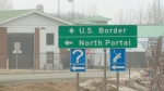 Smuggling charges laid after border crossing