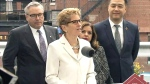 CTV News Channel: Wynne's real estate announcement