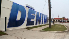 City denies appeal request over giant Nygard sign