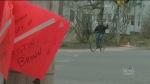 CTV Atlantic: Crosswalk safety volunteers reach mi