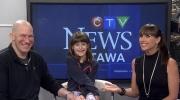 CTV Ottawa: Catching up with Stuntman Stu, pt. 1