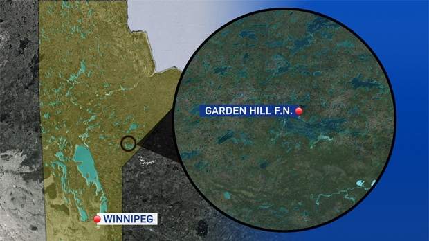 Garden Hill accidental shooting