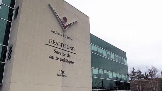 Sudbury and District Health Uni