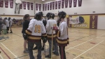 Ringette tournament brings the competitive spirit