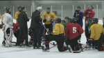 From CTV Kitchener: Canada's national men's deaf h