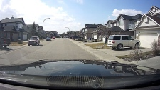 Airdrie, break and enter, Cooper's Crossing, robbe