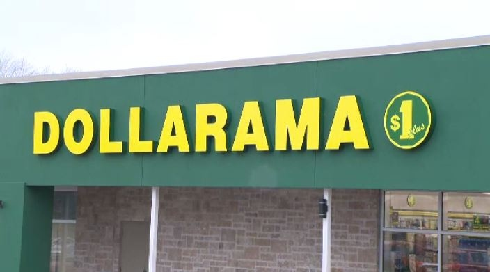 The Dollarama store at Parkdale Plaza in Waterloo reopened on April 20, 2017.
