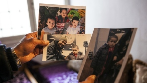 Family search for children of ISIS fighters
