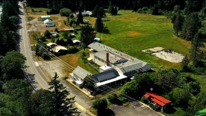 Tiny Oregon town up for sale