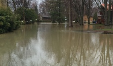 Rigaud flood