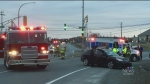 CTV Atlantic: Vehicles collide after truck fails