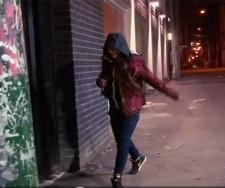 Jessica dancing (W5)