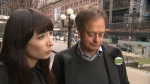 Marc and Jodie Emery, pot activists, court