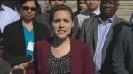 Lamoureux declares leadership bid