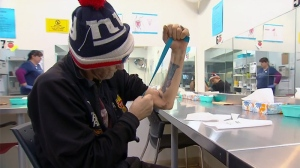 Providence Health Care's Crosstown Clinic in Vancouver's Downtown Eastside is the only clinic in North America to provide treatment with supervised medical heroin.