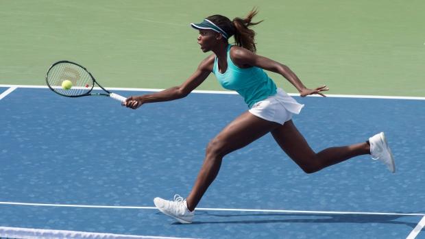 Francoise Abanda tennis