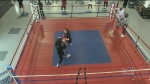 From CTV Kitchener: Kitchener boxers Tatiana Antun