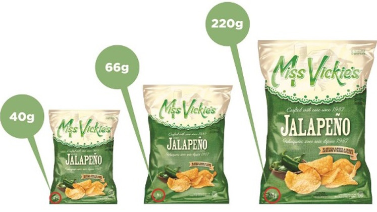 Miss Vickie's announced their jalapeno flavoured chips were being voluntarily recalled due to possible salmonella. (Miss Vickie's)
