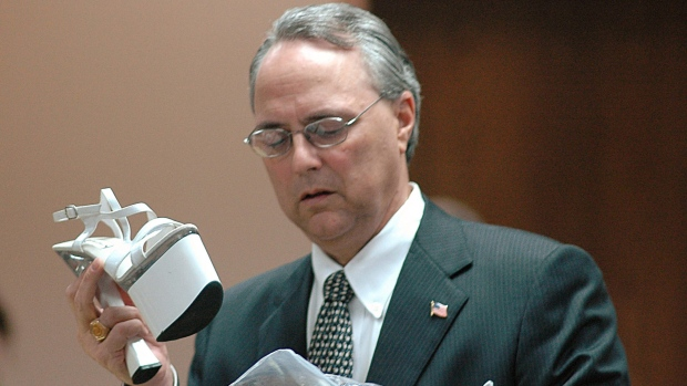 Defense lawyer Steve Farese Sr.
