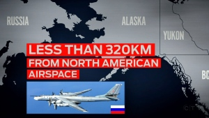 CTV National News: Russian bombers in Arctic