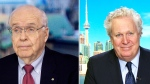 Former Canadian ambassador to the U.S. and advisor to the current Liberal government, Derek Burney and former Quebec premier Jean Charest speak to CTV's Question Period's Evan Solomon.