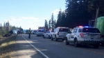 One dead after bus crash near Quesnel