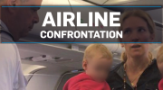 American Airlines apologizing for confrontation