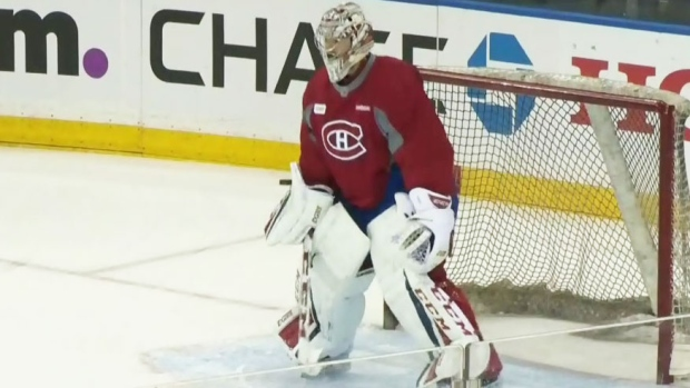 CTV Montreal: Habs on the brink of elimination