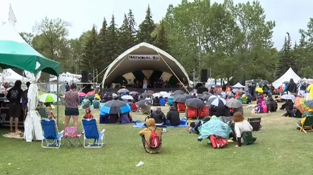Organizers of Folk Fest have planned a number of events leading up to the main event.